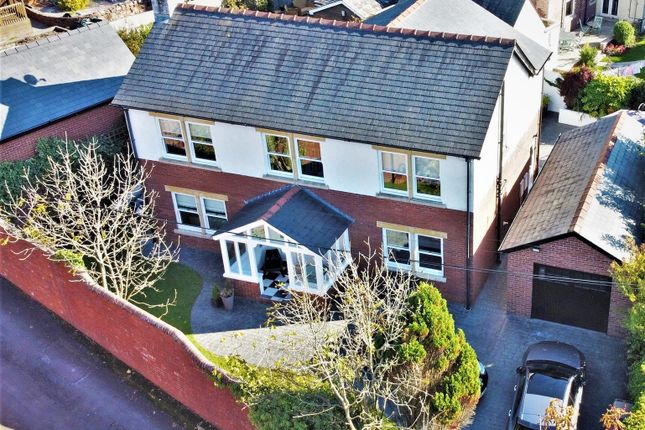Thumbnail Detached house for sale in Prospect Avenue, Barrow-In-Furness