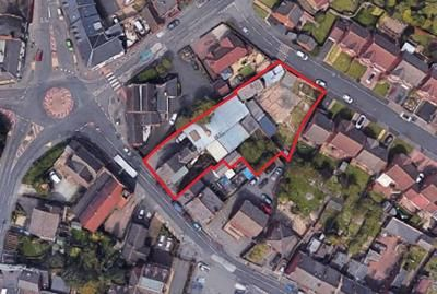 Commercial property for sale in Lake Street, Lower Gornal, Dudley
