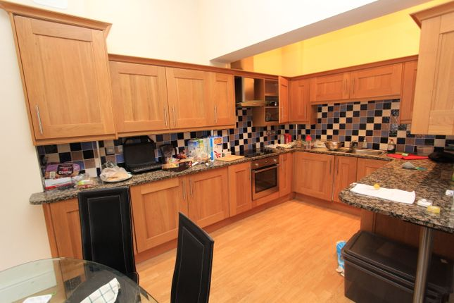 Thumbnail Flat to rent in Fernwood Road, Jesmond, Newcastle Upon Tyne