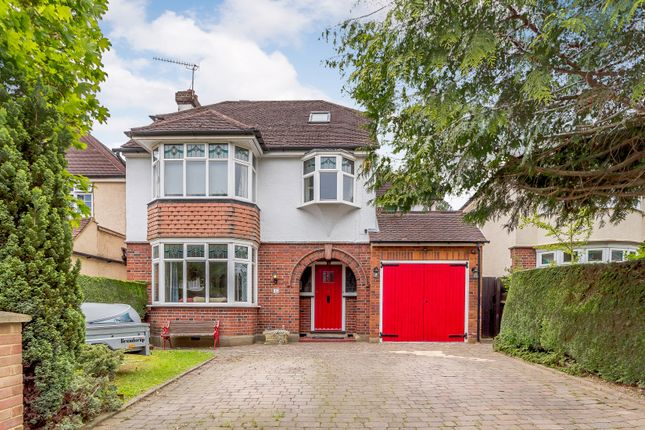 Thumbnail Detached house for sale in Churchill Road, St. Albans