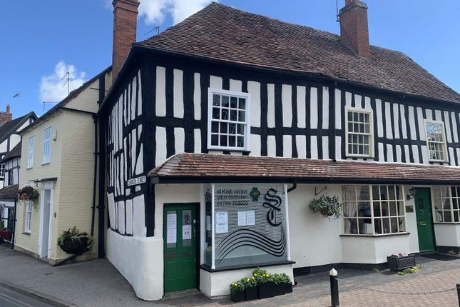 Thumbnail Retail premises for sale in Globe Court, Evesham Street, Alcester