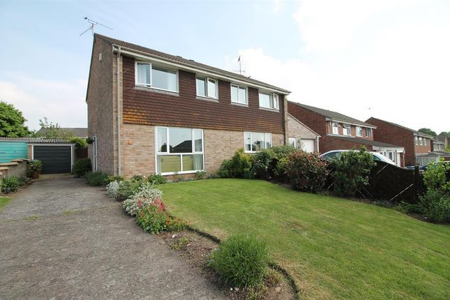 Thumbnail Semi-detached house for sale in Nailsea, North Somerset
