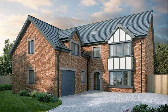Thumbnail Detached house for sale in Ellis Meadows, Cleator Moor