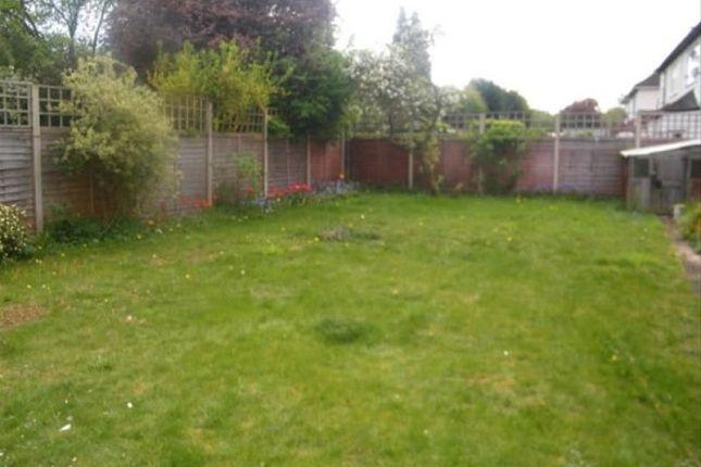 Thumbnail Semi-detached house to rent in Furzedown Road, Sutton