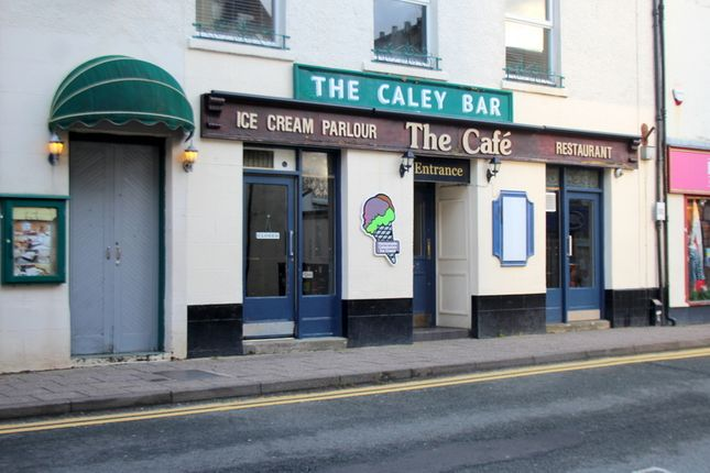 Thumbnail Restaurant/cafe for sale in Caledonian Café, Wentworth Street, Portree, Isle Of Skye