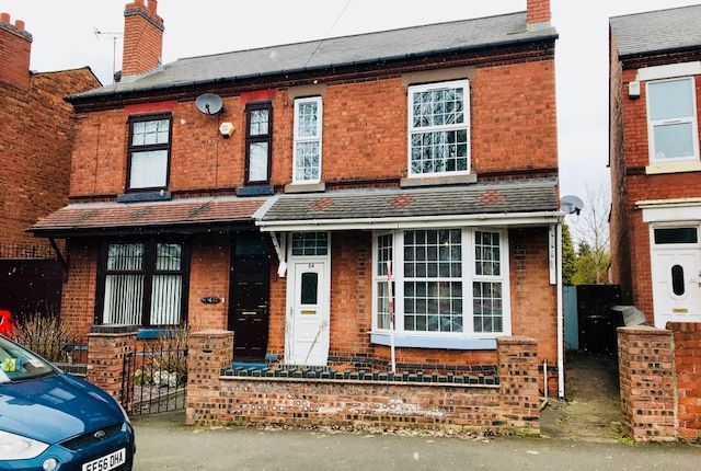Thumbnail Terraced house to rent in Butts Road, Walsall