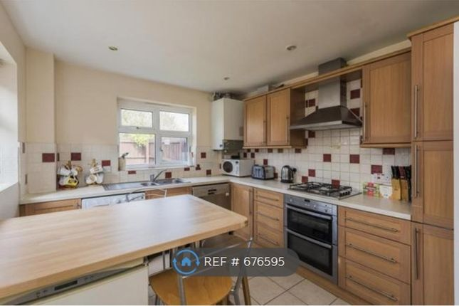 Kitchen of Elfleda Road, Cambridge CB5