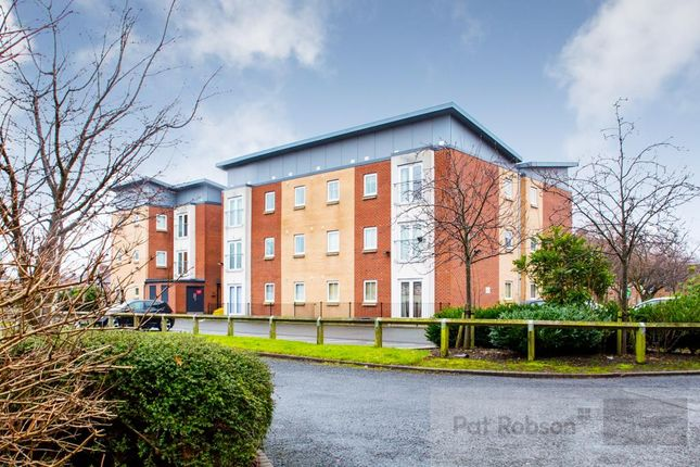 Thumbnail Flat to rent in Wrendale Court, Gosforth, Newcastle Upon Tyne