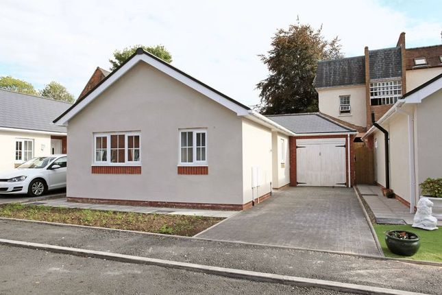 Detached bungalow for sale in Plot 6 The Orchard, Vineyard Place, Wellington, Telford