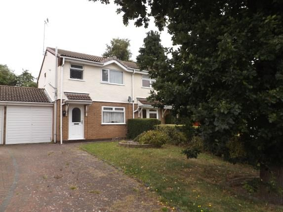 Thumbnail Semi-detached house for sale in Flavell Close, Birmingham, West Midlands
