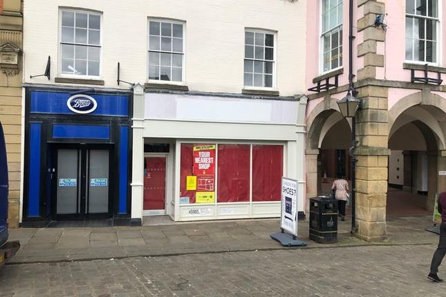 Thumbnail Retail premises to let in Low Pavement, Chesterfield