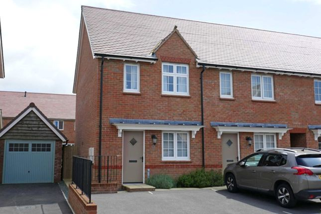 Thumbnail End terrace house to rent in Kingdon Way, Holsworthy