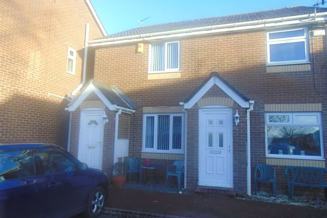 Thumbnail Terraced house to rent in Shawdon Close, Westerhope, Newcastle Upon Tyne