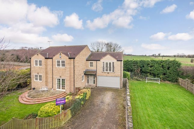 Thumbnail Detached house for sale in Hill Top Close, Near Tadcaster