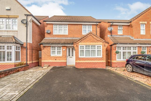 3 bed detached house for sale in Yale Road, Willenhall WV13