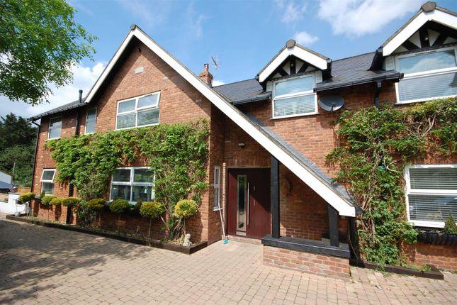 Thumbnail Detached house for sale in Newgatestreet Road, Goffs Oak, Waltham Cross