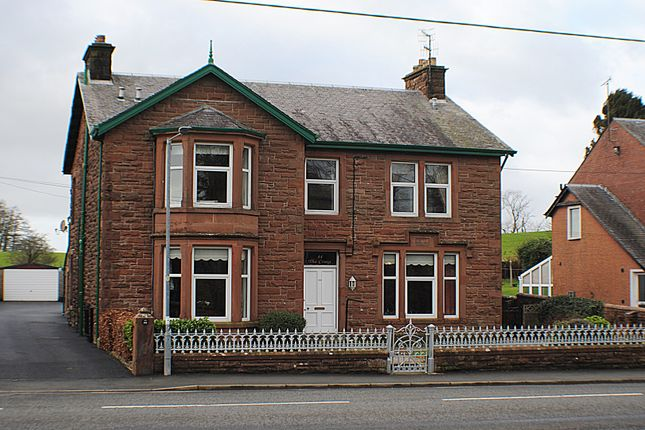 Thumbnail Detached house for sale in The Craig, 44 Abercromby Road, Castle Douglas