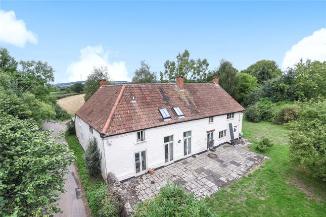Thumbnail Detached house for sale in Whitmore Lane, Staplegrove, Taunton, Somerset