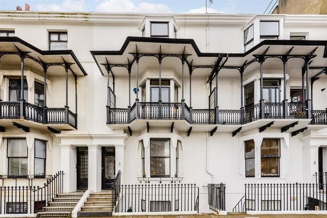 Thumbnail Terraced house for sale in St. Catherines Terrace, Hove