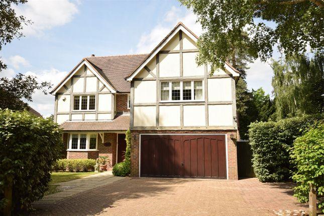 Thumbnail Detached house for sale in 4 Oakwood Drive, Sevenoaks, Kent