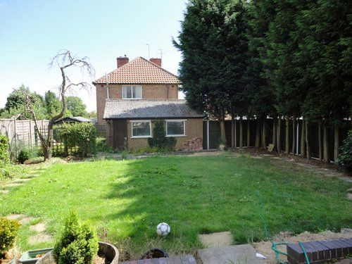 Thumbnail Detached house to rent in Shakespeare Drive, Braunstone, Leicester