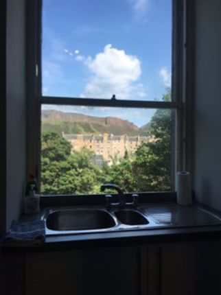 Thumbnail Flat for sale in Clerk Street, Edinburgh