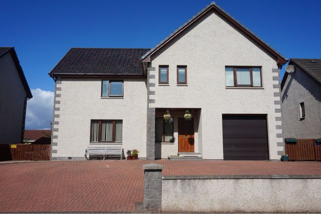Thumbnail Detached house for sale in Cloverfield Park, Inverness