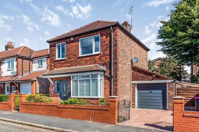 Thumbnail Detached house for sale in Brentwood Road, Swinton, Manchester, Greater Manchester