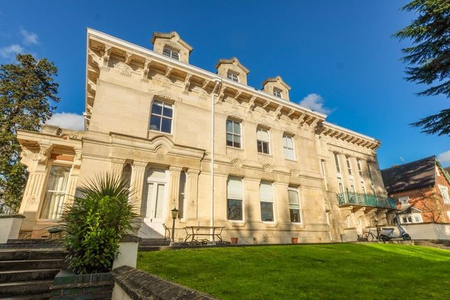Thumbnail Flat to rent in Copps Road, Leamington Spa