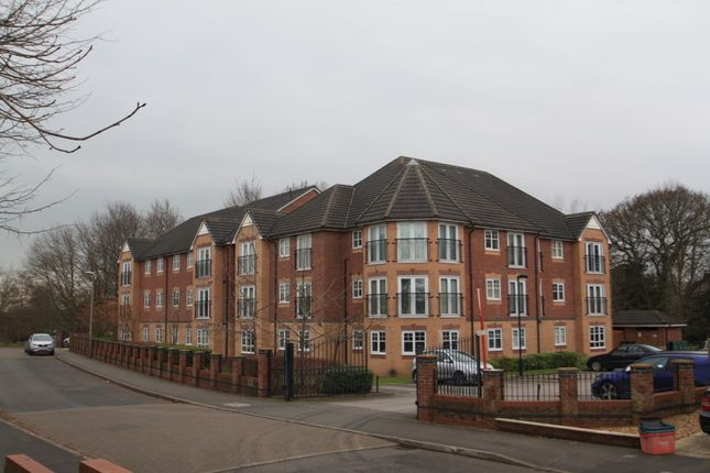 Thumbnail Flat to rent in 6 Belgravia Court, Sandringham Place, Hartford, Cheshire