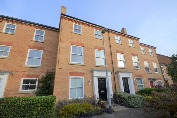 Thumbnail Terraced house to rent in Welland Place, Ely