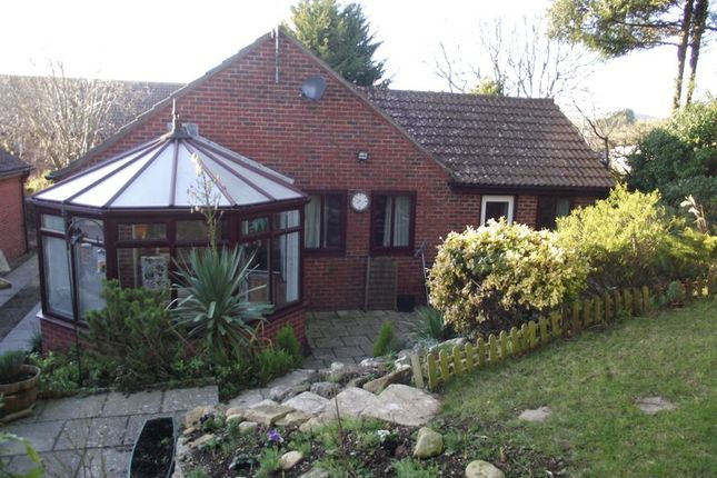Thumbnail Bungalow for sale in Holcombe Close, Preston, Weymouth
