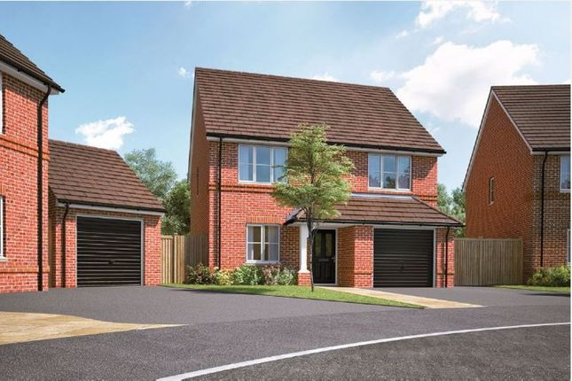 Thumbnail Detached house for sale in Celsea Place, Cholsey, Wallingford