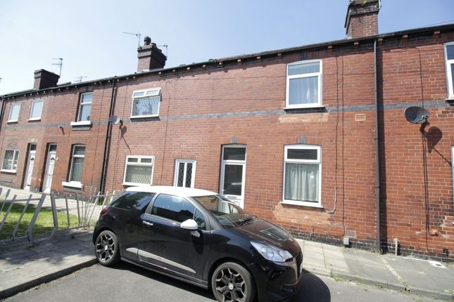 Thumbnail Terraced house to rent in Hunt Street, Castleford