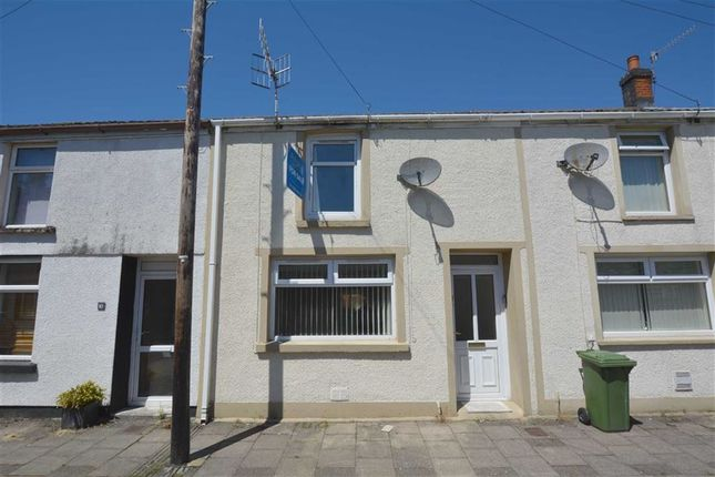 Thumbnail Terraced house for sale in Thomas Street, Aberdare, Rhondda Cynon Taff
