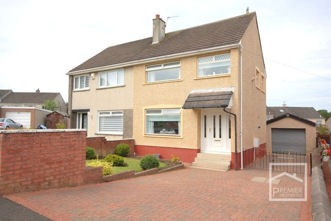 Thumbnail Semi-detached house for sale in Manor View, Larkhall