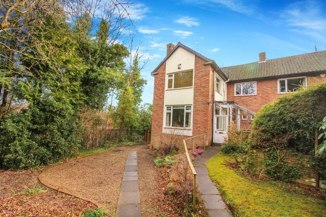 Thumbnail Semi-detached house for sale in Bemersyde Drive, Jesmond, Newcastle Upon Tyne