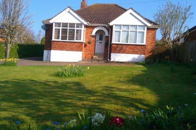 Thumbnail Bungalow for sale in North Kelsey Road, Caistor, Market Rasen
