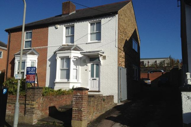 Thumbnail Office for sale in 39 Queens Road, High Wycombe, Bucks