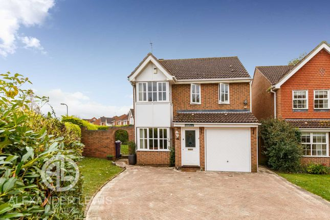3 bed detached house for sale in Quinn Way, Letchworth Garden City
