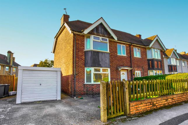 Thumbnail Semi-detached house to rent in Highfield Avenue, Kirkby-In-Ashfield, Nottingham