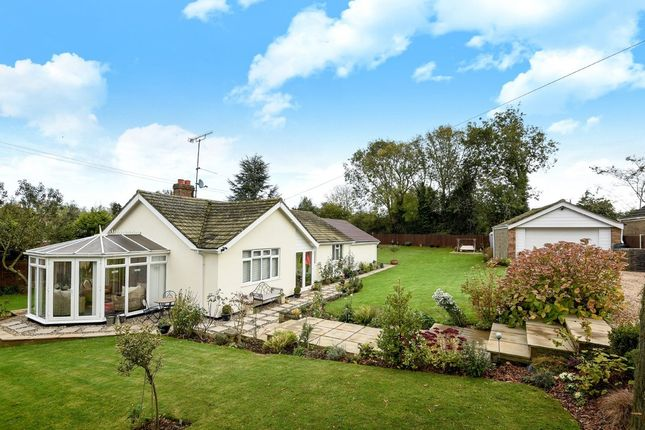 Thumbnail Detached bungalow for sale in Rectory Road, Edgefield, Melton Constable