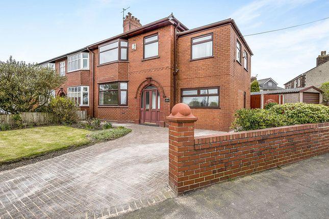 Thumbnail Semi-detached house for sale in Scotchbarn Lane, Whiston, Prescot