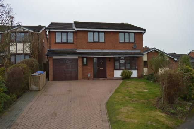 Thumbnail Detached house for sale in Holywell Rise, Boley Park, Lichfield, Staffordshire