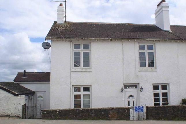 Thumbnail Cottage to rent in Cheriton Bishop, Exeter