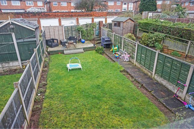 Rear Garden of Aldridge Road, Great Barr, Birmingham B44