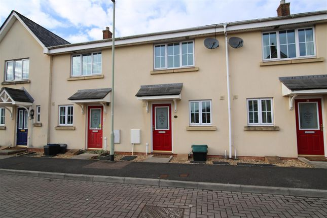 Thumbnail Terraced house to rent in Waylands Road, Tiverton