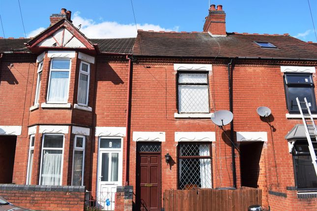3 bed terraced house for sale in Deacon Street, Nuneaton
