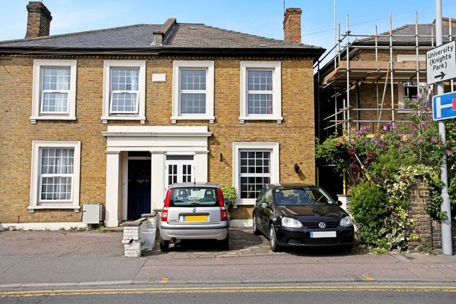 Thumbnail Semi-detached house to rent in Orchard Road, Kingston Upon Thames