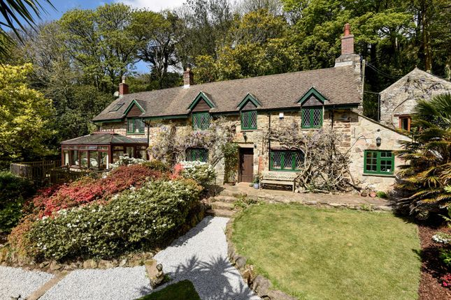 Thumbnail Equestrian property for sale in Chapel Porth, St. Agnes